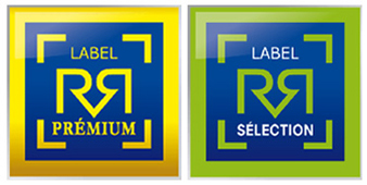 Mini label Premium et label Sélection Carre Expert Auto