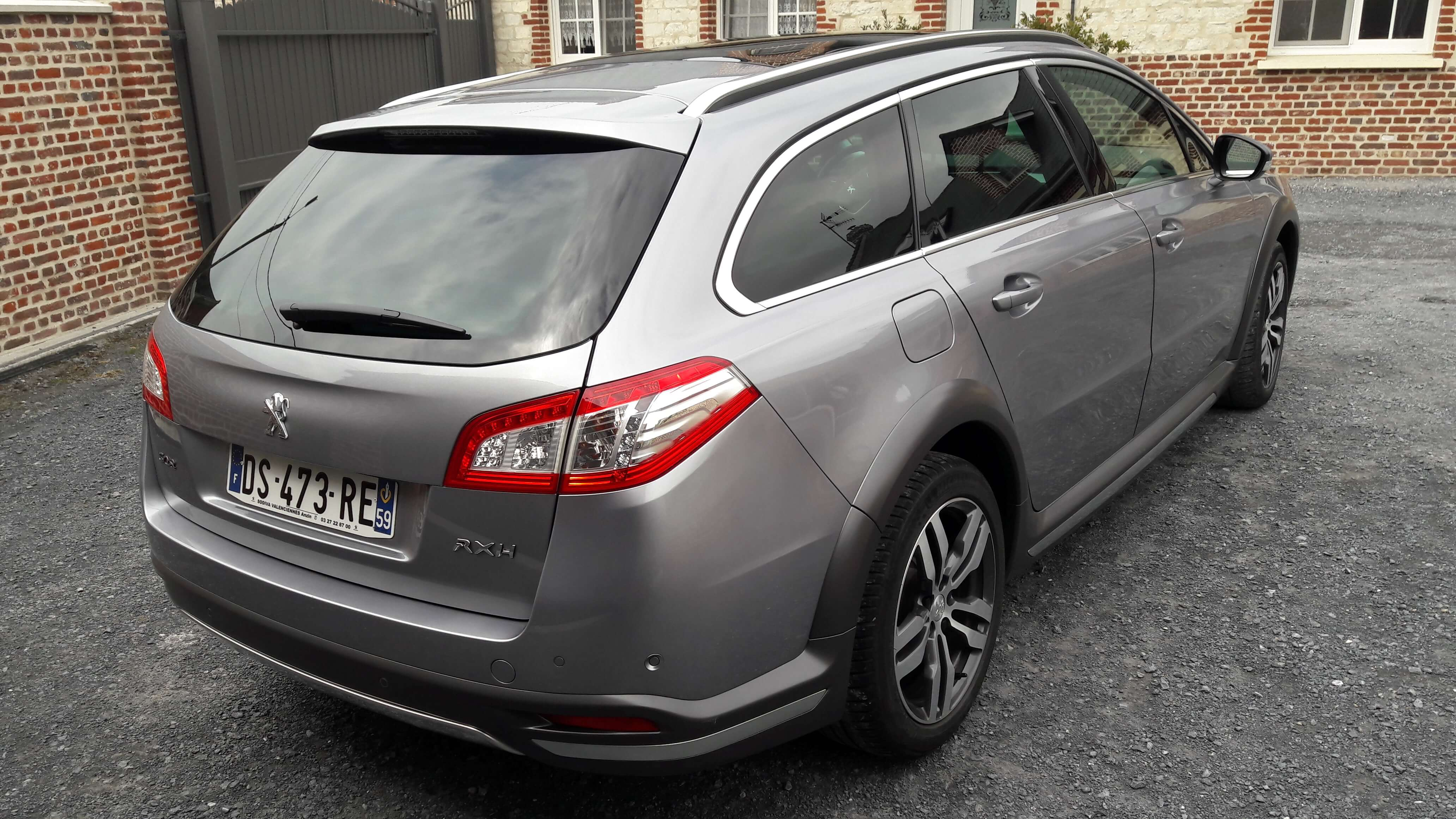 Photo 2   voiture d'occasion labellisée PEUGEOT 508 SW