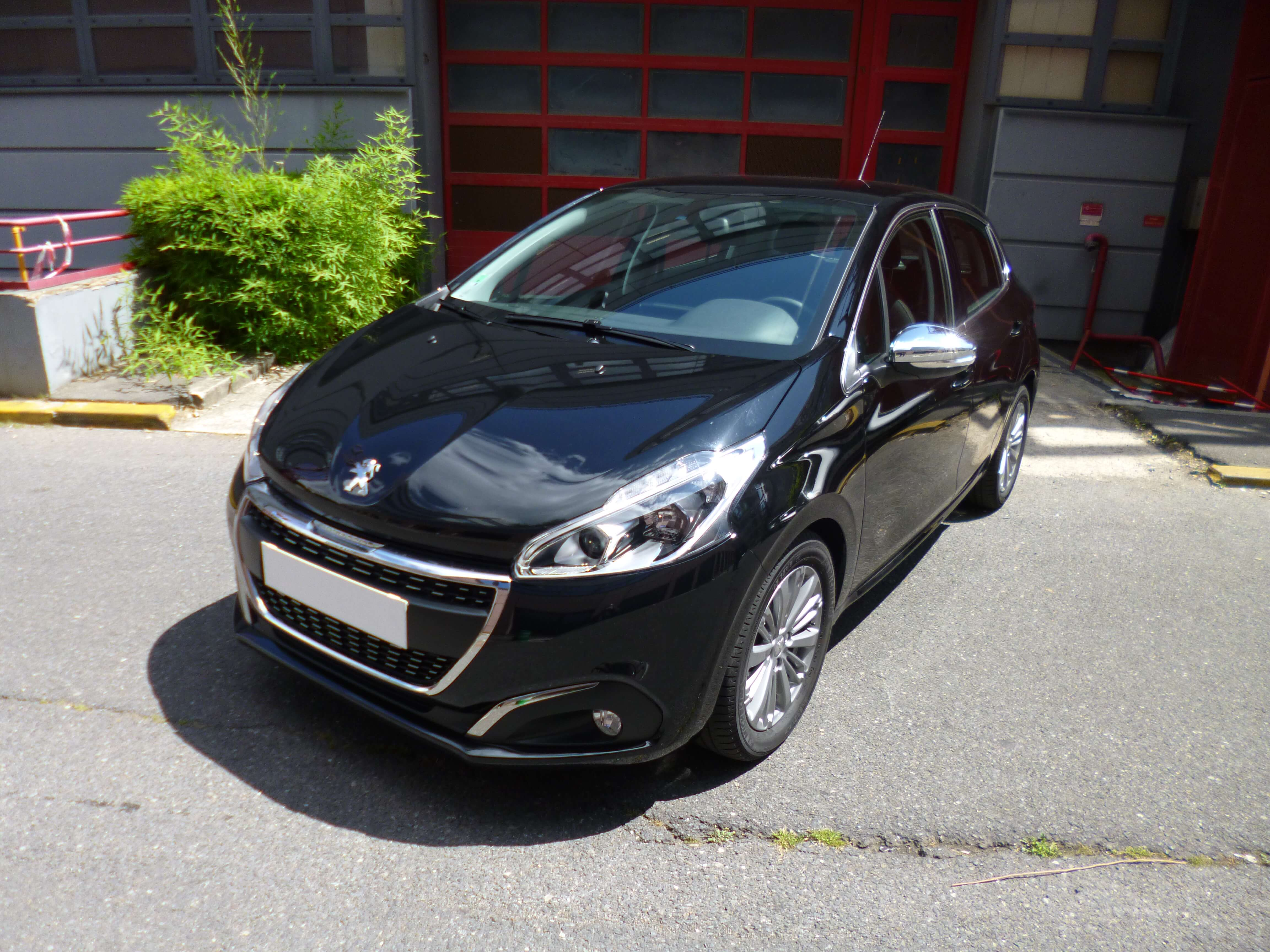 Photo 1   voiture d'occasion labellisée PEUGEOT 208