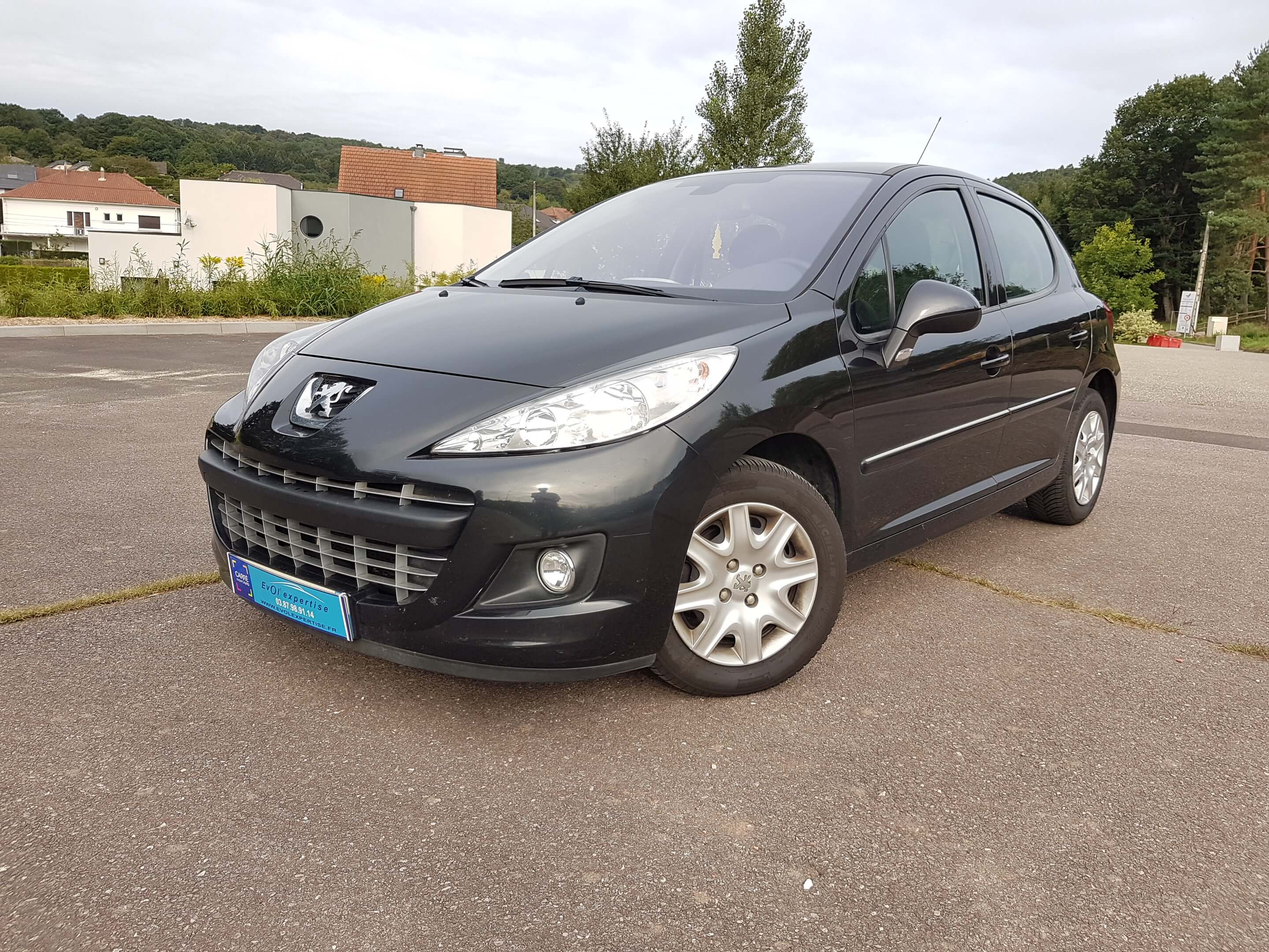 Photo 1   voiture d'occasion labellisée PEUGEOT 207