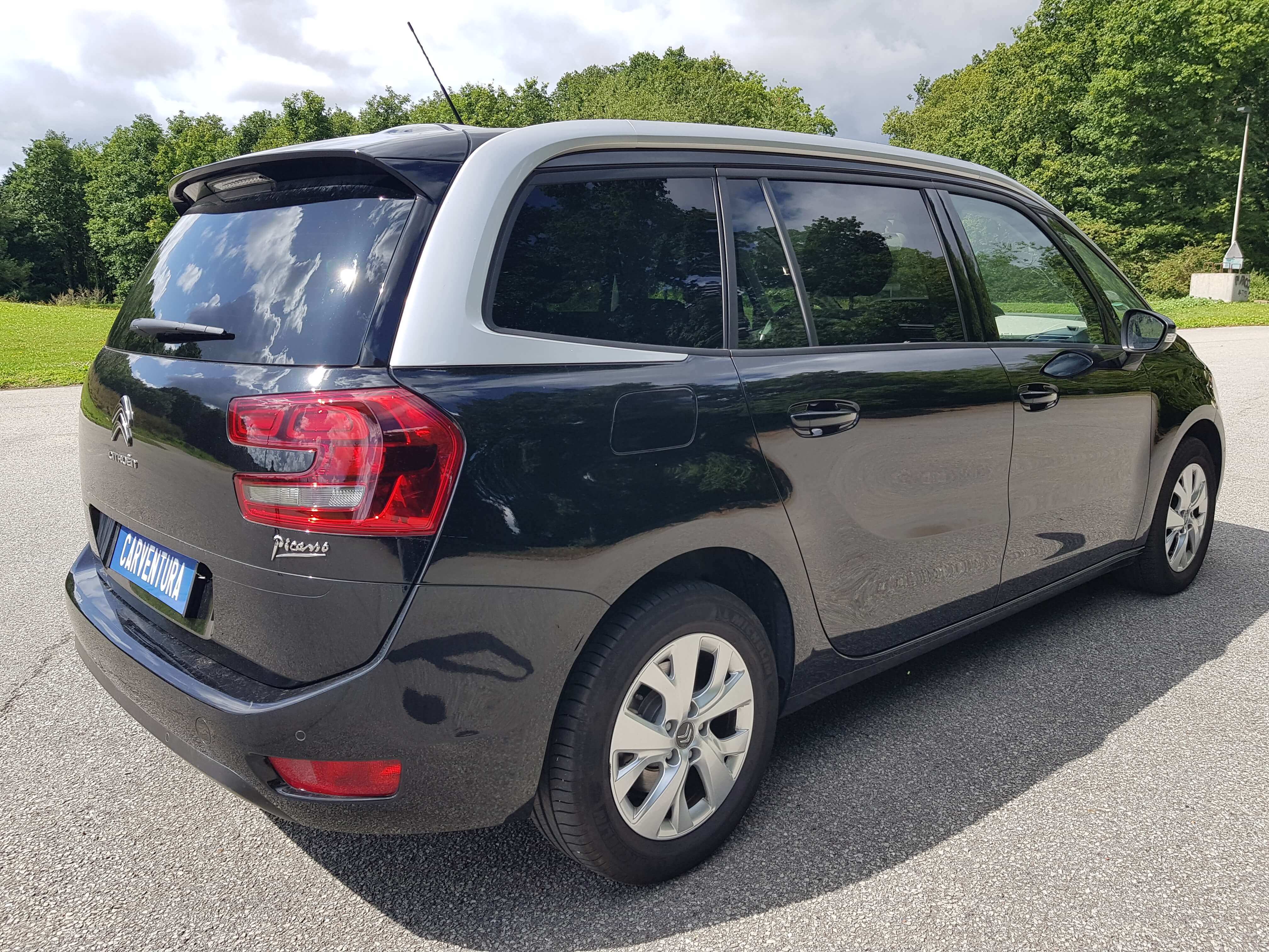 Photo 2   voiture d'occasion labellisée CITROEN GRAND C4 PICASSO