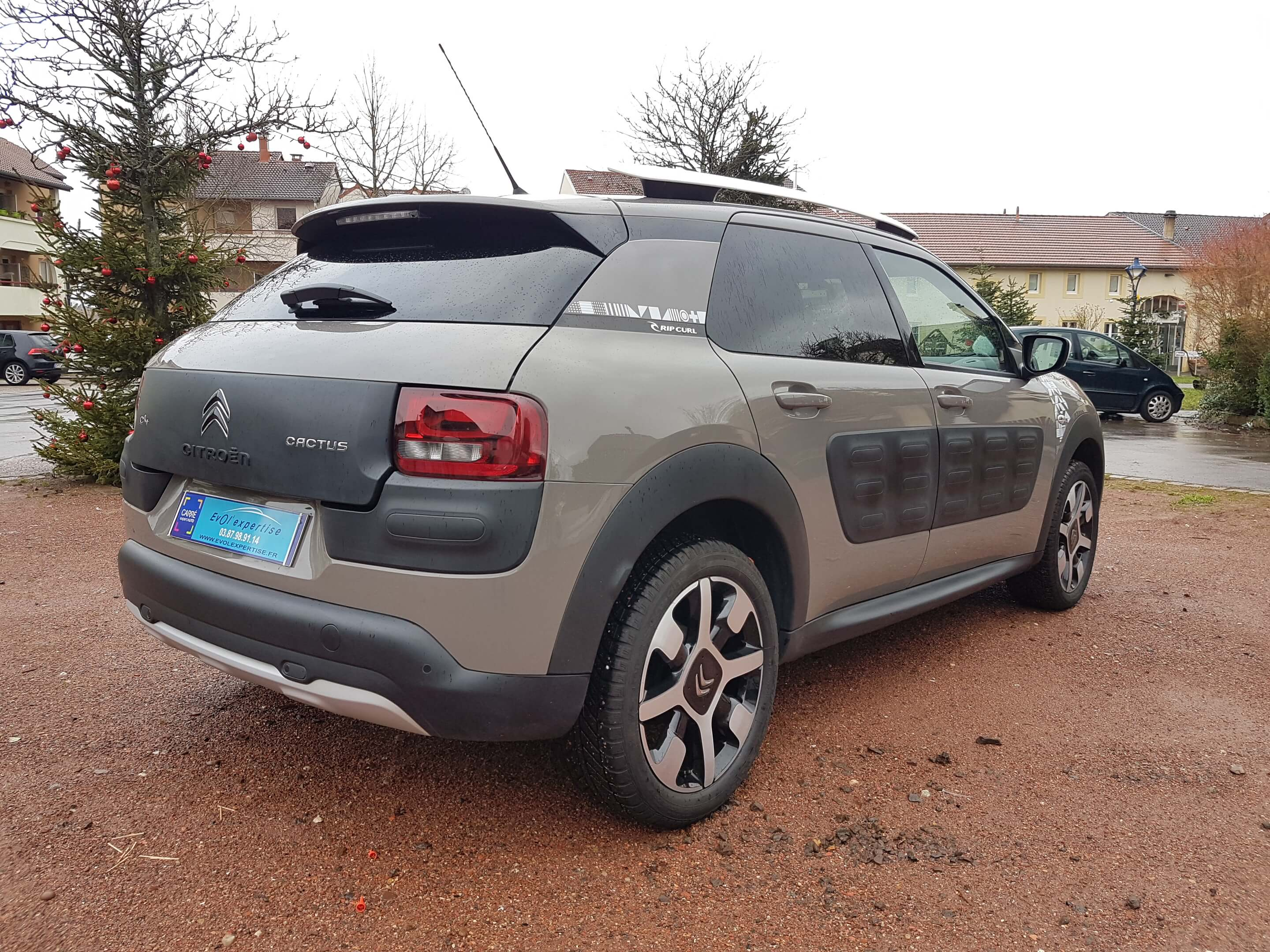 Photo 2   voiture d'occasion labellisée CITROEN C4 CACTUS