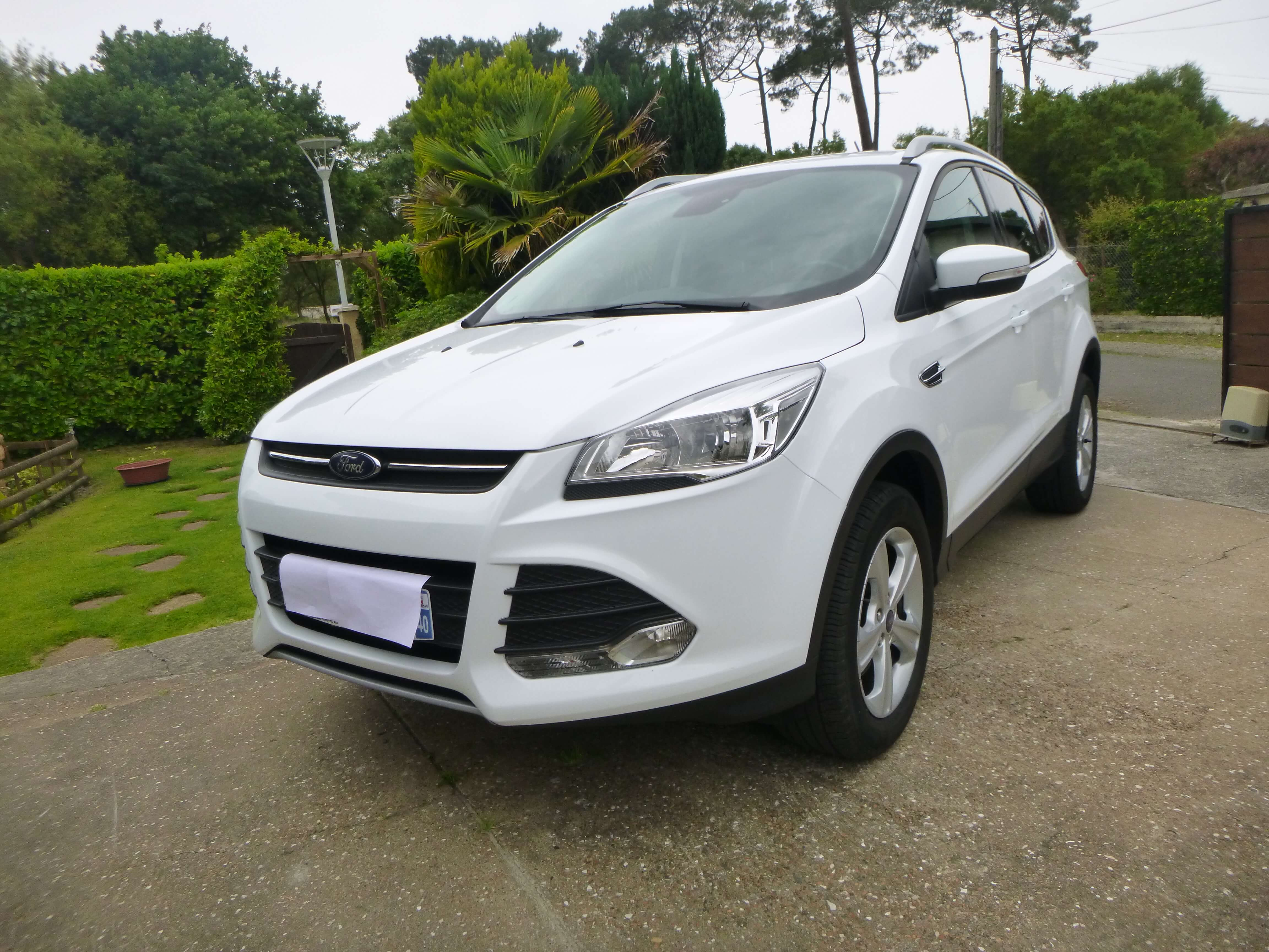 Photo 1   voiture d'occasion labellisée FORD KUGA