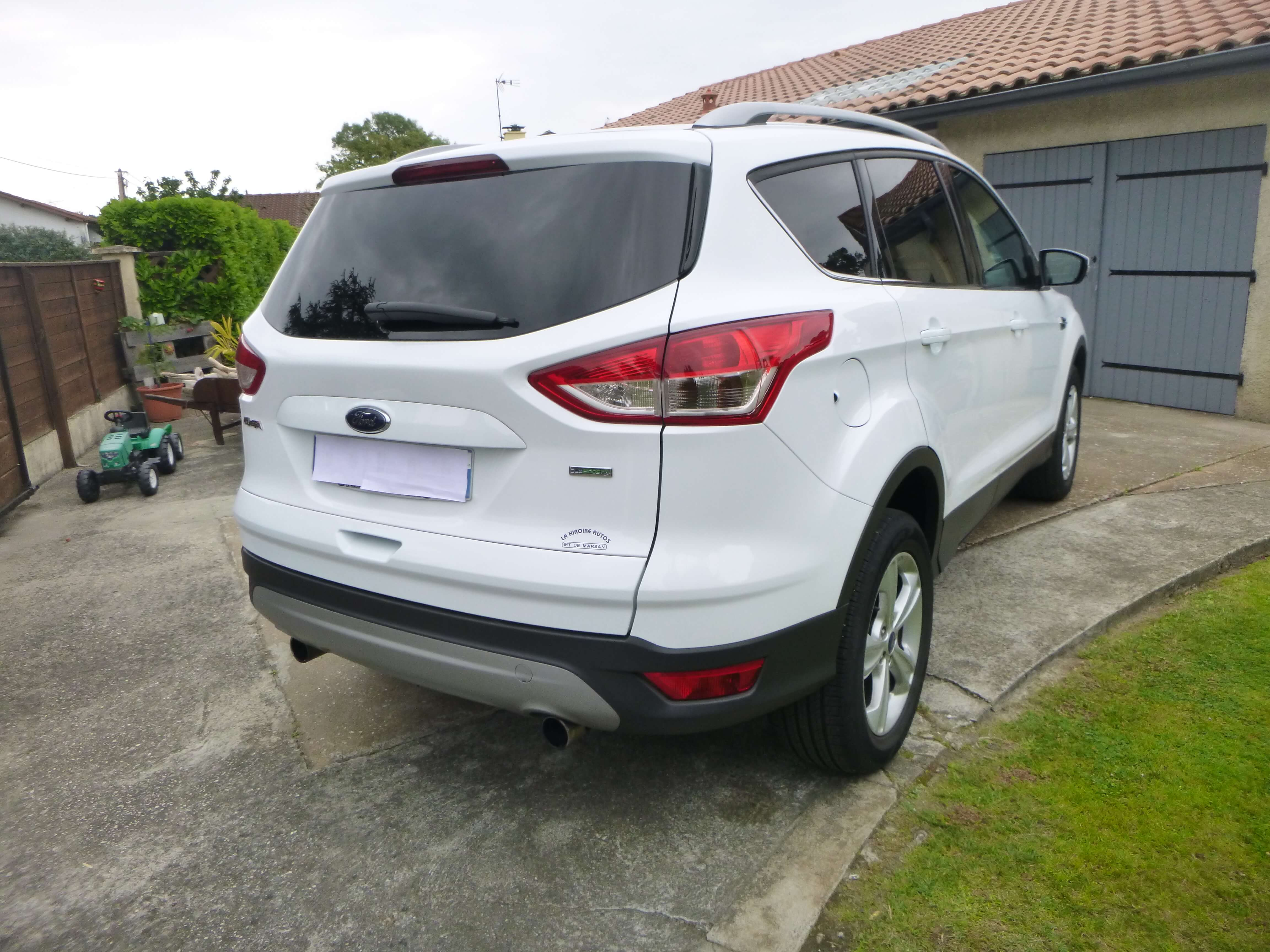 Photo 2   voiture d'occasion labellisée FORD KUGA