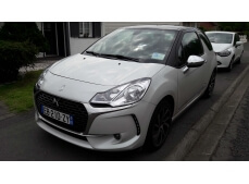 CITROEN DS 3   d'occasion labellisée